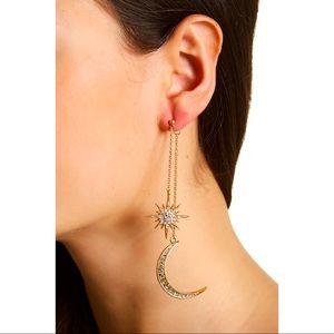 Eye Candy Galileo Balanced Front/Back Earrings